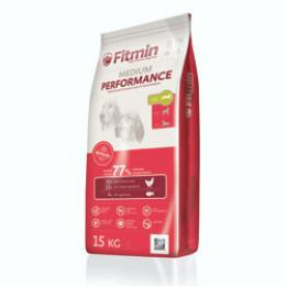 Granule Fitmin medium performance - 3 kg