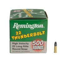 22LR Remingtion HV Thunderbolt